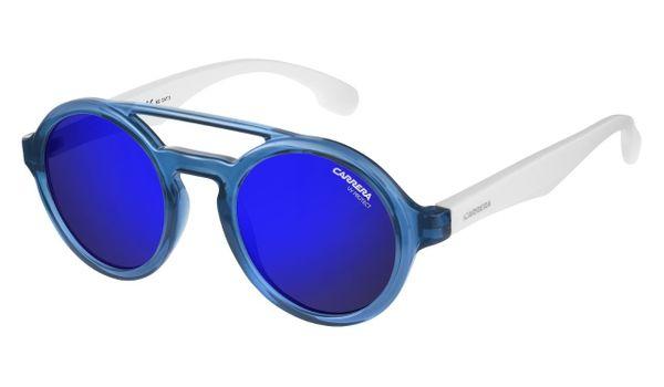 Carrera Childrens Sunglasses Carrerino 19/S 0WWK White/Blue