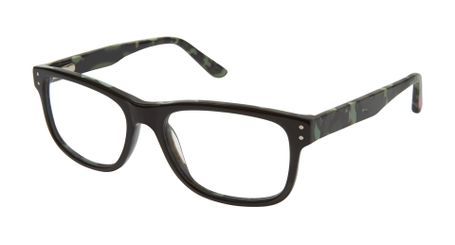 gx by Gwen Stefani Junior GX903  Kids Glasses Black BLK