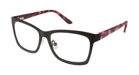 gx by Gwen Stefani Juniors GX805  Kids Glasses Black BLK