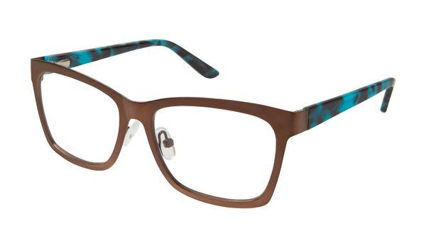 gx by Gwen Stefani Junior GX805  Kids Glasses Brown BRN