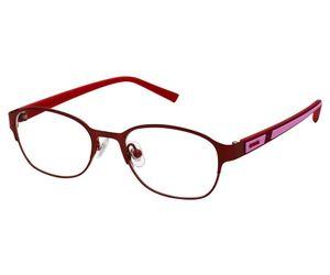 21fa53a993f Crocs JR063 Kids Eyeglasses 15PH Red Light Pink