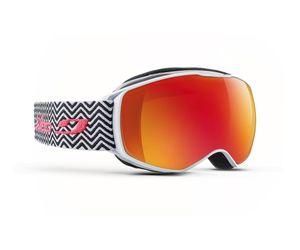 Julbo J75312107 Echo Kids Prescription Ski Masks Black/White Tweed