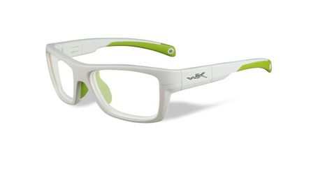Wiley X Youth Force WX Crush YFCRS02 Kids Sports Glasses Glow
