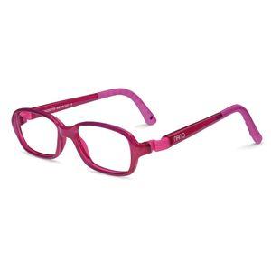 Nano NAO50053  Re-Play Kids Eyeglasses Raspberry/Respberry Eye Size 42-15