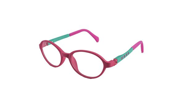 Chick Kids Eyeglasses K503-22 Fuchsia
