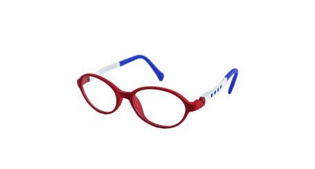 Chick Kids Eyeglasses K503-23 Red