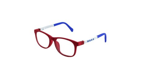 Chick Kids Eyeglasses K510-23 Red