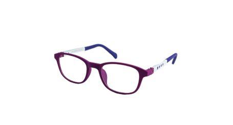 Chick Kids Eyeglasses K512-23 Purple