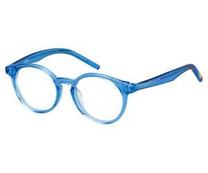 Polaroid Kids Eyeglasses PLD D800 0HJH Azure Kids Eyeglasses
