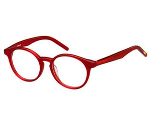 Polaroid Kids PLD D800 05NL Red Kids Eyeglasses