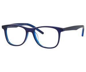 059804e4c0 Polaroid Kids PLD D801 0GEG Blue Kids Eyeglasses