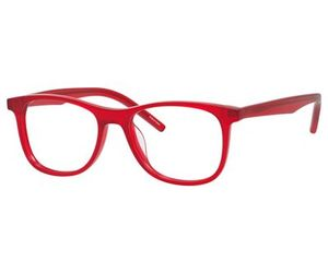 Polaroid Kids PLD D801 05NL Red Kids Eyeglasses