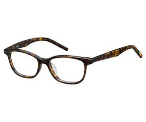 Polaroid Kids PLD D802 0VSY Brown Havana Kids Eyeglasses