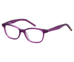 Polaroid Kids PLD D802 0HOG Violet Kids Eyeglasses