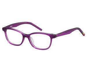 Polaroid Kids PLD D802 0HOG Violet Kids Eyeglasses