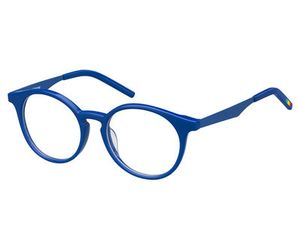 Polaroid Kids PLD D803 024D Blue Kids Eyeglasses