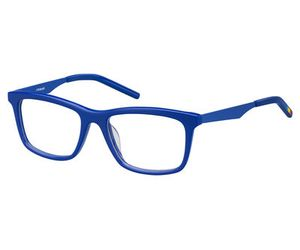 Polaroid Kids PLD D804 024D Blue Kids Eyeglasses