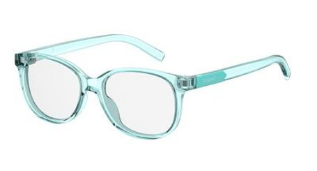Polaroid Kids PLD D809 05CB Aqua Kids Eyeglasses