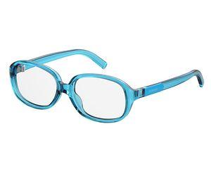 Polaroid Kids PLD D810 0MVU Azure Kids Eyeglasses
