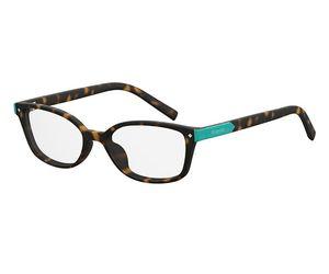 Polaroid Kids PLD D812 0086 Dark Havana Kids Eyeglasses