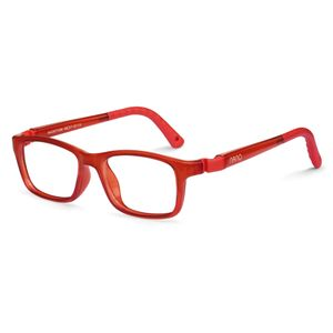 Nano NAO571544 Crew Kids Eyeglasses Red/Red Eye Size 44-16