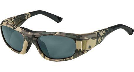 C2 Rx Hilco Leader Kids Sports Saftey Glasses 365319000 Sand Camo