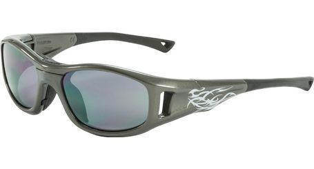 C2 Hilco Leader Kids Sports Saftey Glasses Warrior Gunmetal