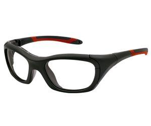 76a6df3f52 Liberty Sport F8 Collection Morpheus I Eyeglasses Crimson Black Stripe   700. Versport VX85522 Hercules Kids Sports Goggles Mt Black Red Eye Size  55-18