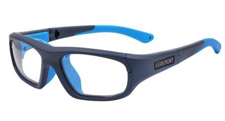Versport VX984930 Zeus Kids Sports Goggles Mt Blue/Blue Eye Size 49-18