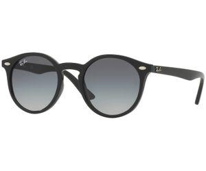 19aa5aa0fbe Ray-Ban RJ9064S Kids Junior Sunglasses Black Grey Gradient