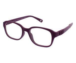 a6d00d1392f Dilli Dalli Mud Slide Kids Eyeglasses Eggplant