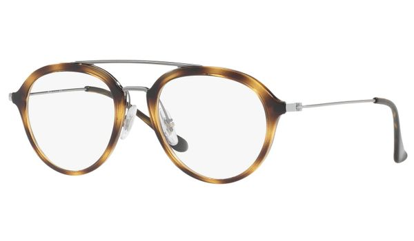 Ray-Ban Junior RY9065V-3650 Kids Glasses Tortoise/Gunmetal