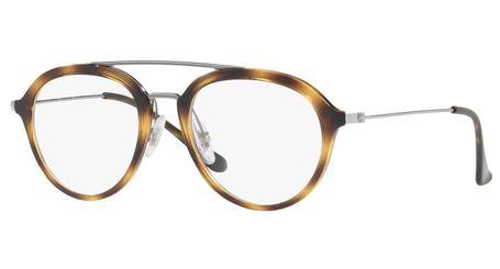 Ray-Ban Junior RY9065V-3650 Kids Glasses Tortoise/Gunmetal