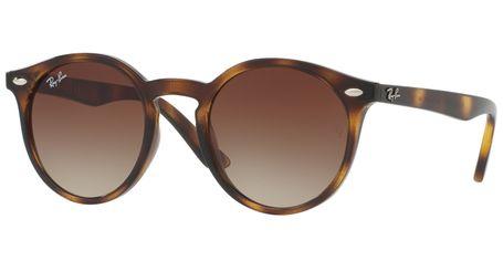 Ray-Ban RJ9064S Kids Junior Sunglasses Tortoise/Brown Gradient