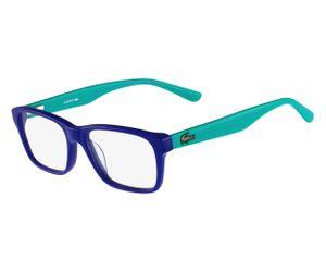 Lacoste L3612-424 Kids Eyeglasses Matte Blue