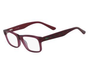 Lacoste L3612-526 Kids Eyeglasses Cyclamen