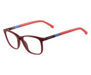 Lacoste L3618-615 Kids Eyeglasses Red