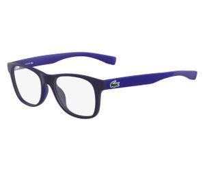 Lacoste L3620-424 Kids Eyeglasses Matte Blue