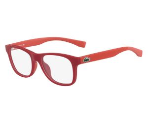 Lacoste L3620-615 Kids Eyeglasses Matte Red