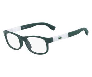 Lacoste L3627-315 Kids Eyeglasses Matte Green