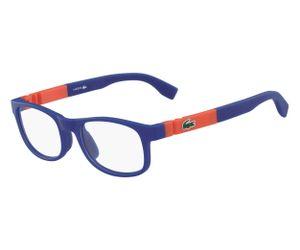 Lacoste L3627-424 Kids Eyeglasses Matte Blue