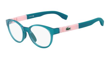 Lacoste L3628-466 Kids Eyeglasses Petrol