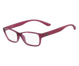 Lacoste L3803B-525 Kids Eyeglasses Fuchsia with Starphospho Temples