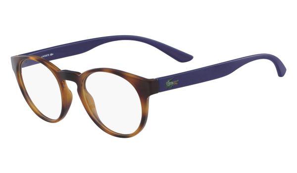Lacoste L3910-214 Kids Eyeglasses Havana