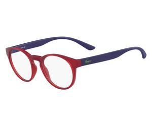 0a92153b0f Lacoste L3910-615 Kids Eyeglasses Red