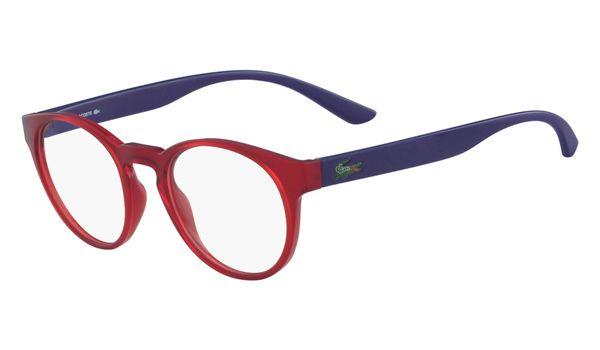 Lacoste L3910-615 Kids Eyeglasses Red