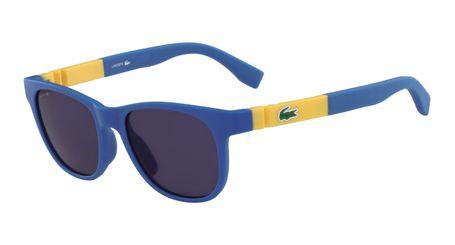 821344cf32f Lacoste L3625S-467 Kid Sunglasses Matte Azure L3625S-467 - Optiwow