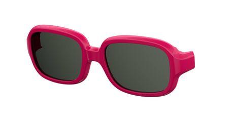 Kids By Safilo Sa0003 Eyeglasses Clip Only Polarized Fuchsia 0MU1