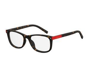 Polaroid Kids PLD D811 0086 Dark Havana Kids Eyeglasses