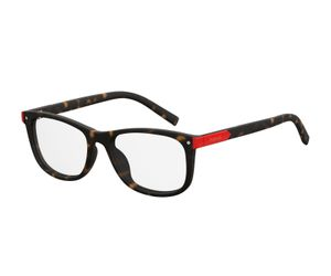 Polaroid Kids PLD D811 0086 Dark Havana Kids Eyeglasses